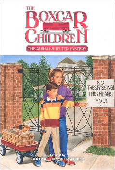 Animal Shelter Mystery (Boxcar Children Mysteries #22)