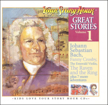 Great Stories Vol. 1 CD Album