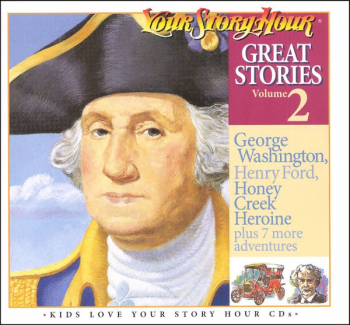 Great Stories Vol. 2 CD Album
