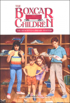 Deserted Library Mystery (Boxcar Children Mysteries #21)