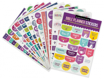 Bible Planner Stickers