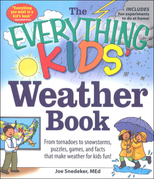 Everything Kids' Weather Book
