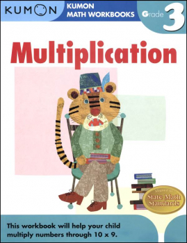 Multiplication Grade 3 Workbook