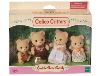 Cuddle Bear Family (Calico Critters)