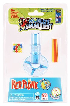 World's Smallest Kerplunk Game