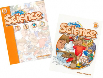 Reason for Science D Set (Tchr + Wktxt)