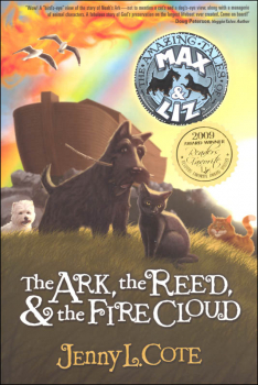 Ark, the Reed, and the Fire Cloud # 1 (Amazing Tales of Max & Liz)