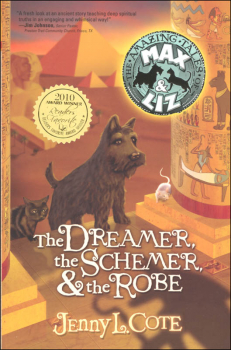 Dreamer, the Schemer, and the Robe #2 (Amazing Tales of Max & Liz)