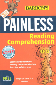 Painless Reading Comprehension 3rd Edition