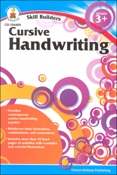 Cursive Handwriting Grade 3 (Skill Builders)