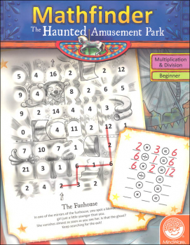 Math Finders: Haunted Amusement Park