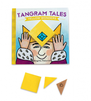 Tangram Tales: Yellow Wonders