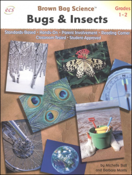Brown Bag Science: Bugs and Insects Grades 1-2
