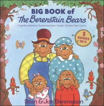 Big Book of the Berenstain Bears