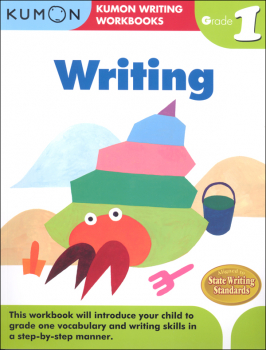 Kumon Writing Workbook Grade 1