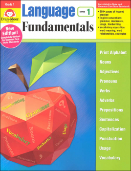 Language Fundamentals Grade 1 - Revised Edition