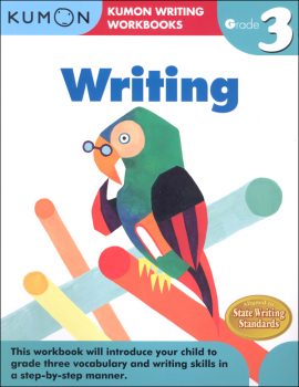 Kumon Writing Workbook Grade 3