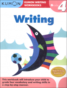 Kumon Writing Workbook Grade 4