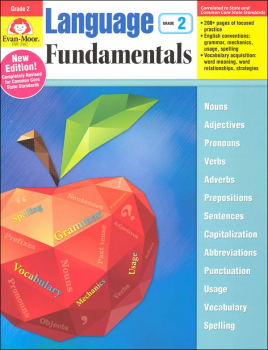 Language Fundamentals Grade 2 - Revised Edition
