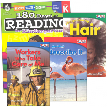 Learn-at-Home Reading Bundle Grade K