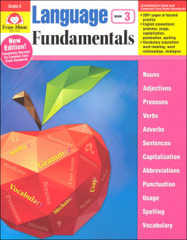 Language Fundamentals Grade 3 - Revised Edition