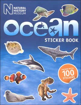 Natural History Museum Ocean Sticker Book