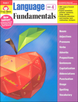 Language Fundamentals Grade 4 - Revised Edition