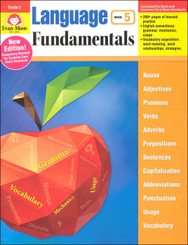 Language Fundamentals Grade 5 - Revised Edition