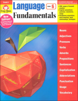 Language Fundamentals Grade 6 - Revised Edition