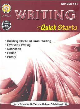 Writing Quick Starts