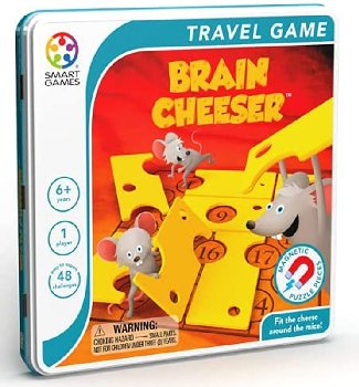 Brain Cheeser Game