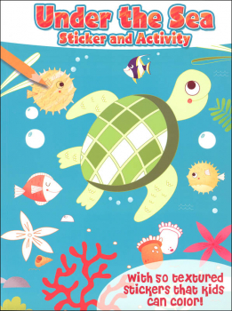 Under the Sea Sticker and Activity