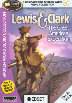 Lewis & Clark Great American Expedition Audio CD