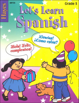 Let's Learn Spanish Grade 3