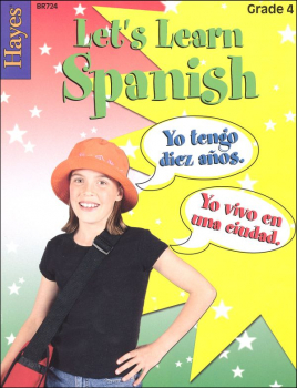 Let's Learn Spanish Grade 4