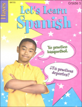 Let's Learn Spanish Grade 5