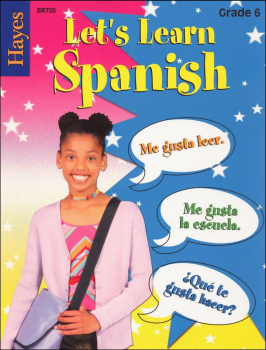Let's Learn Spanish Grade 6