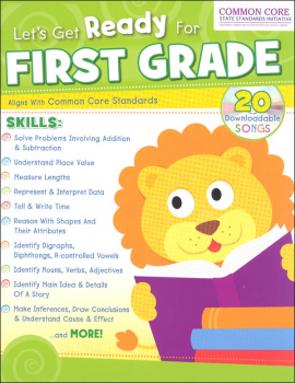 Let's Get Ready for First Grade