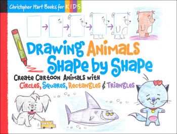 Drawing Animals Shape by Shape (Drawing with Christopher Hart)