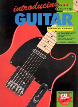Introducing Guitar Supplemental Songbook C With Online Video & Audio