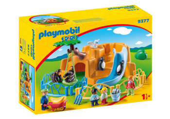 Zoo (Playmobil 1-2-3)