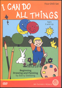 I Can Do All Things 2nd Edition 4-DVD Set