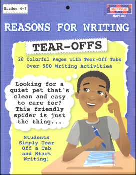 Reasons for Writing (Tear-Offs)