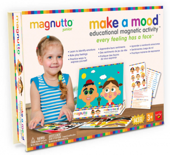 Magnutto - Make a Mood Educational Magnetic Activity