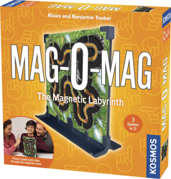 Mag-O-Mag The Magnetic Labyrinth