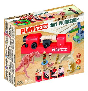 PLAYmake - 4 in 1 Workshop