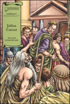 Julius Caesar Illustrated Classic