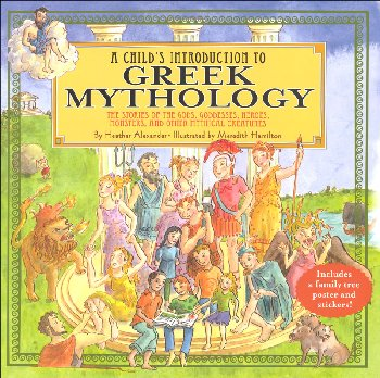 Child's Introduction to Greek Mythology