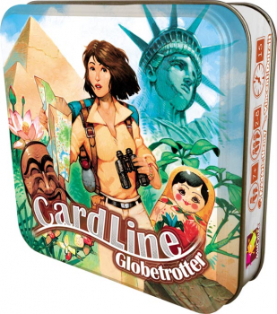 CardLine: Globetrotter Game