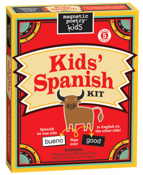 Kid's Spanish Kit